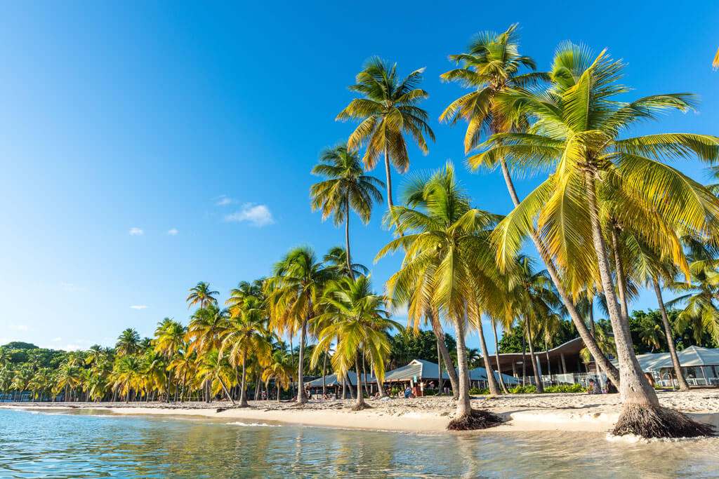 Guadeloupe Beaches