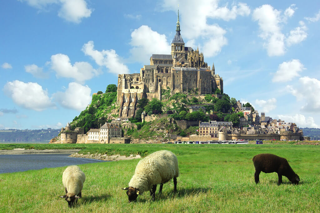 Mont Saint Michel - Normandy