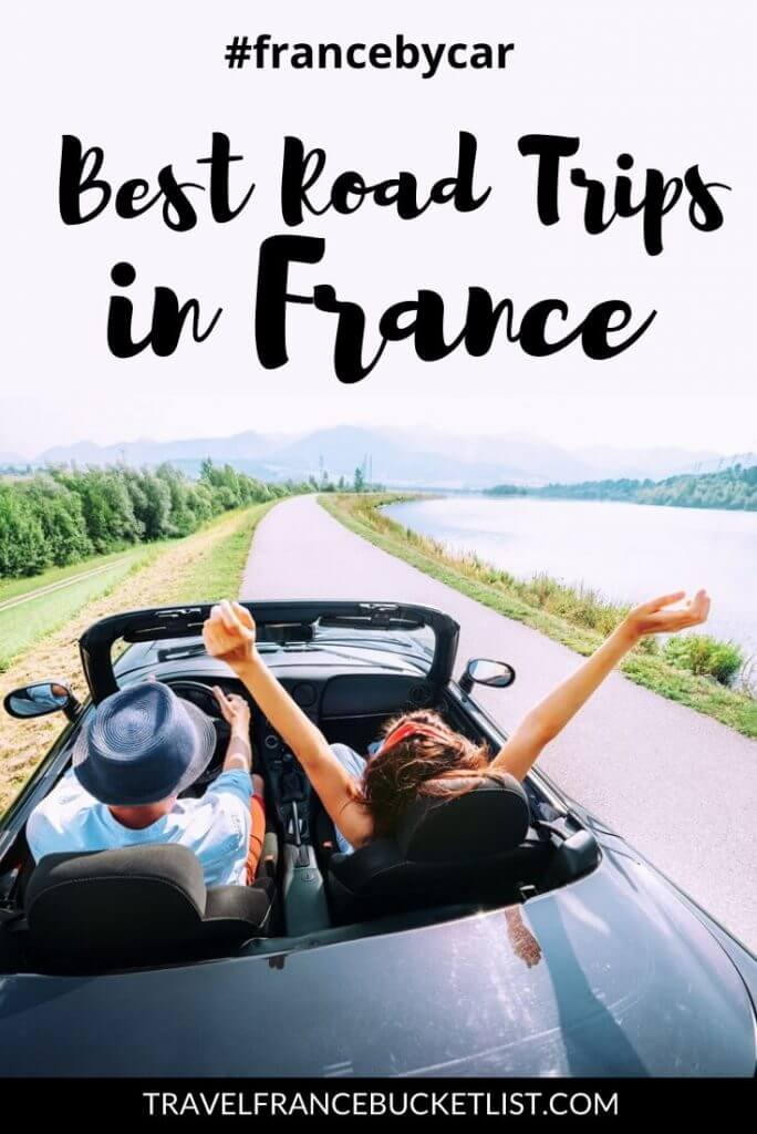 Check out the best road trips in France, French road trips to fuel your wanderlust! Travel to France by car, enjoy the most scenic drives in France #france #travel