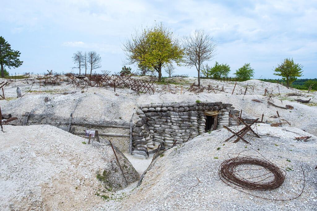 Battlefield of Verdun