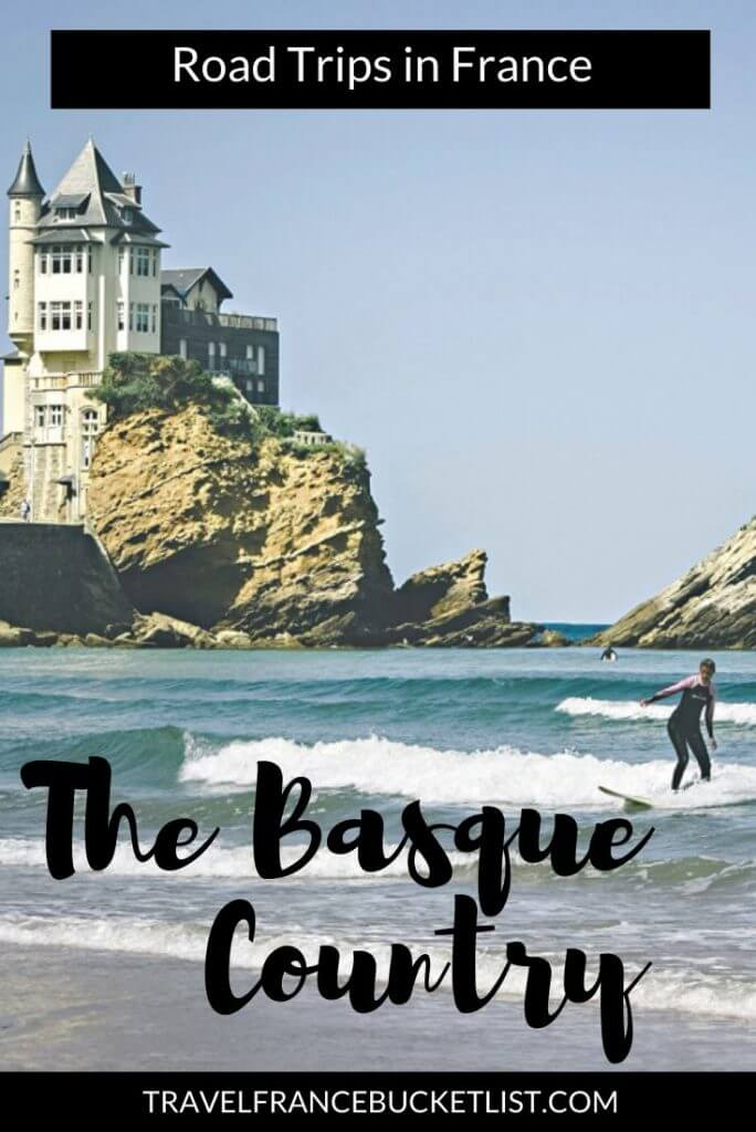 French Basque Country Road Trip