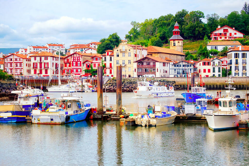 Saint Jean de Luz - French Basque Country