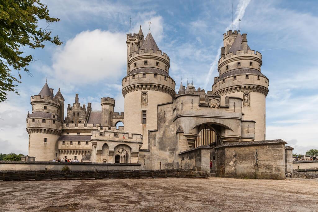 Château de Pierrefonds - France