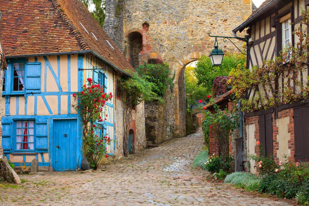 Gerberoy - France