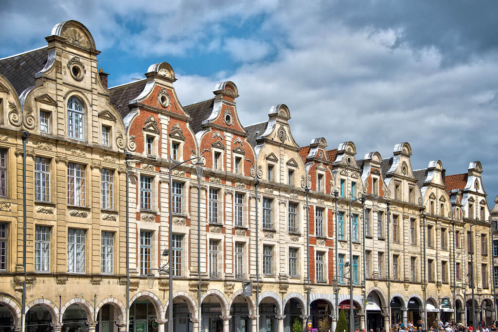 Grand' Place - Arras