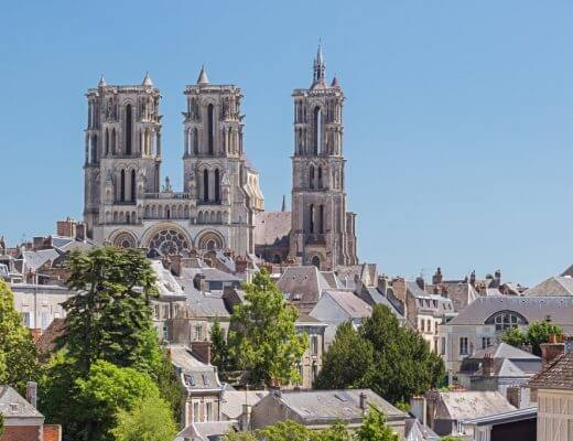 Laon Cathedral - France
