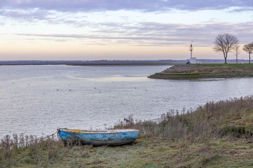 Somme Bay - France
