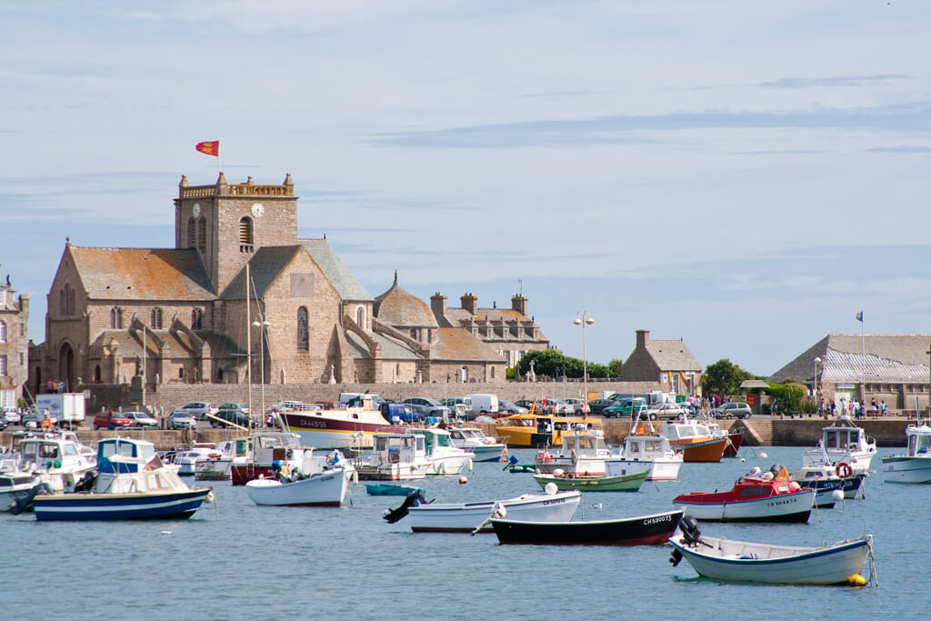 Barfleur - Normandy