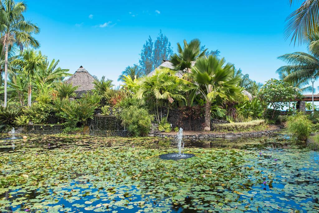 Papeete - Paofai Gardens