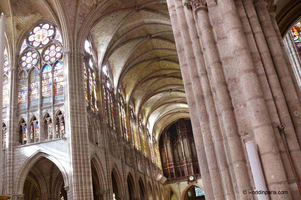 Basilica of Saint-Denis - France