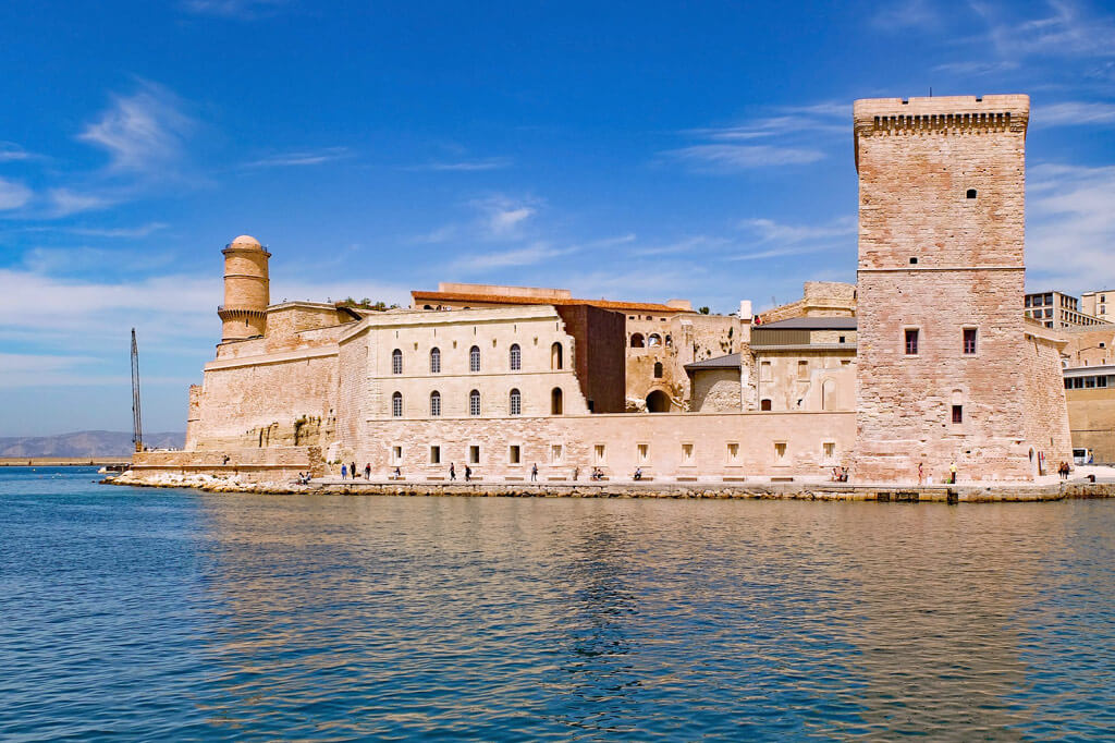 Fort Saint-Jean - Marseille