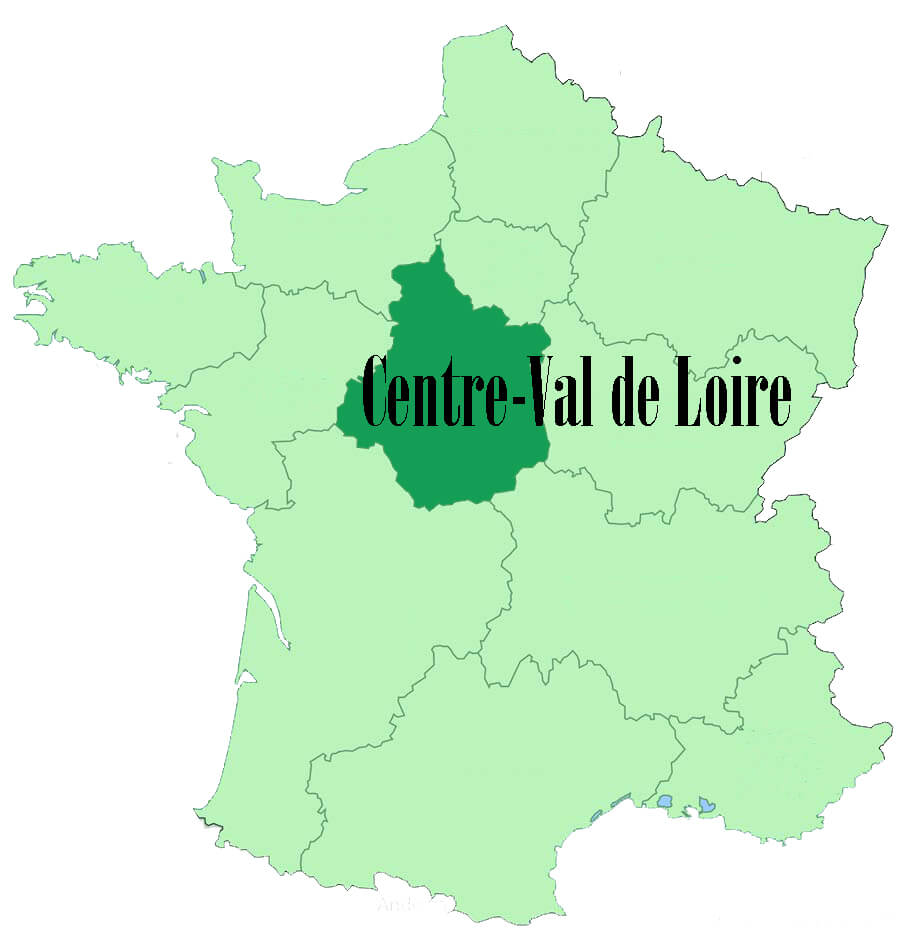 Region Centre-Val de Loire, France
