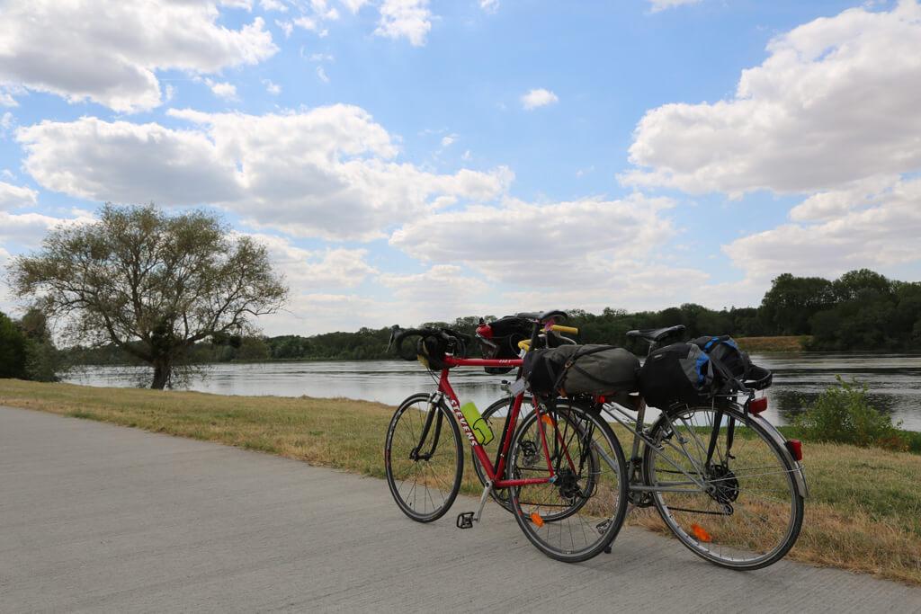 Loire by bike