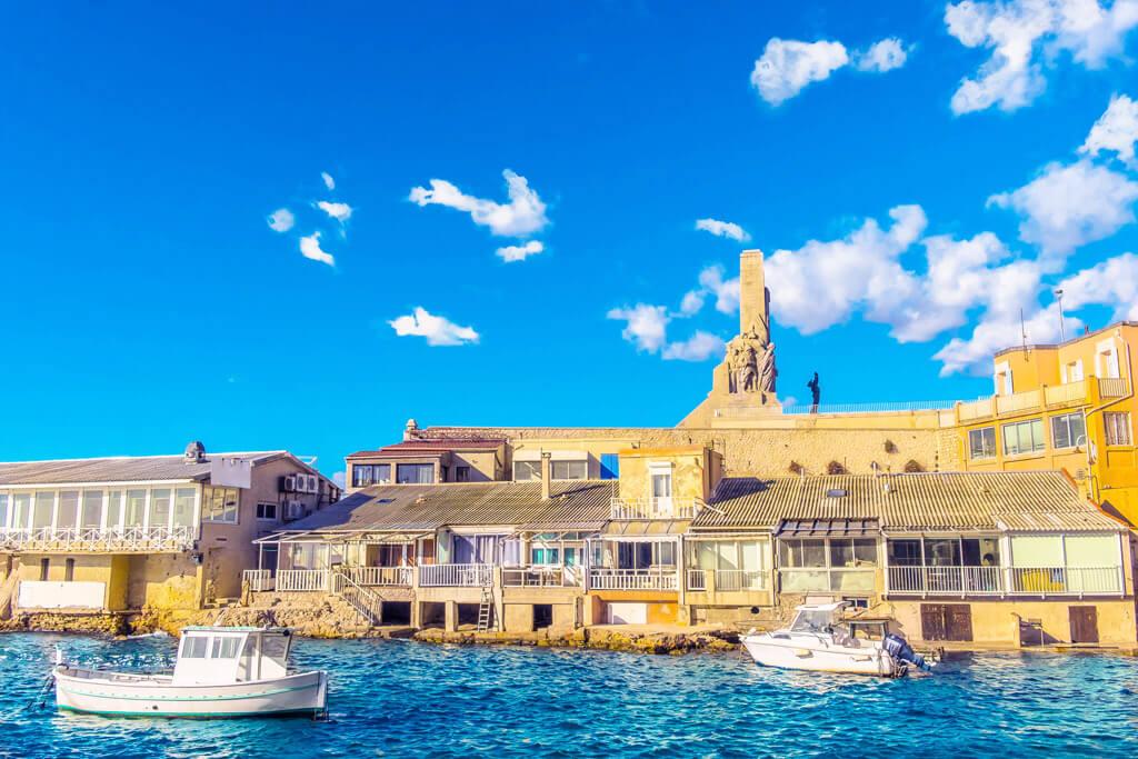Vallon des Auffes - Marseille