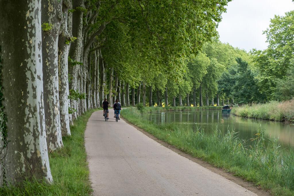 Canal du Midi - France