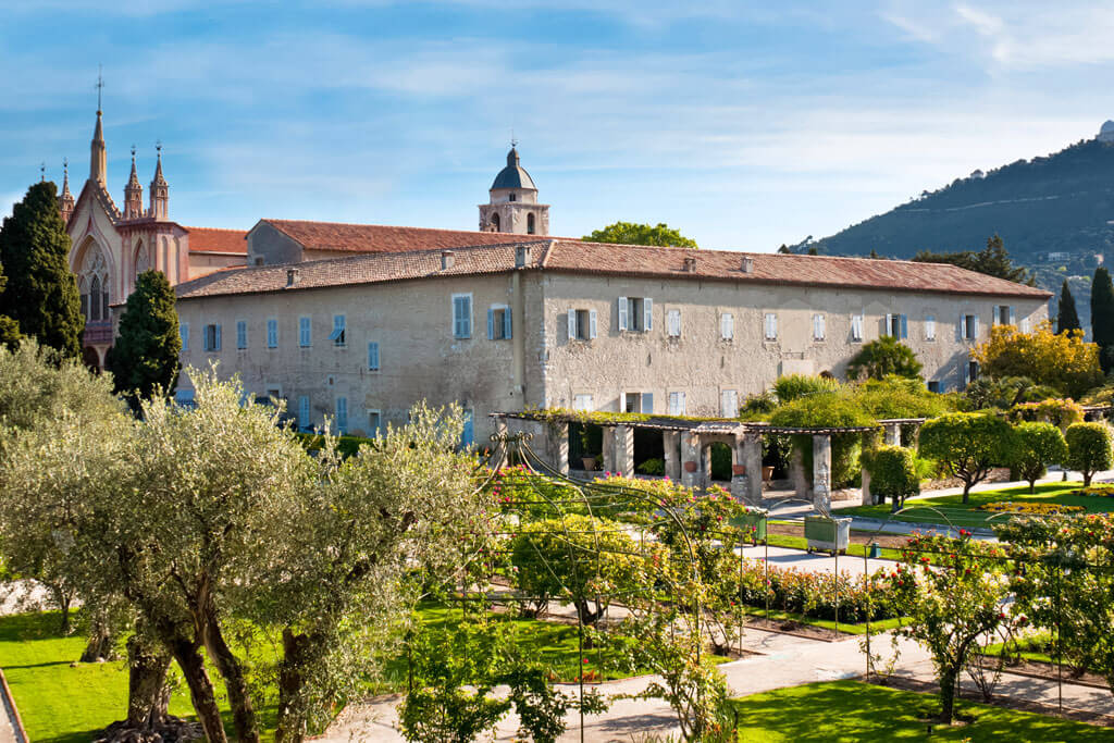 Cimiez Monastery - Nice