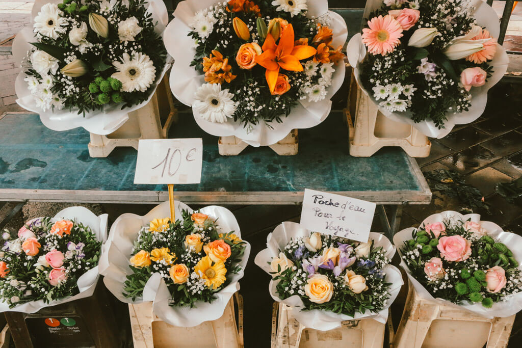 Flower Market - Nice