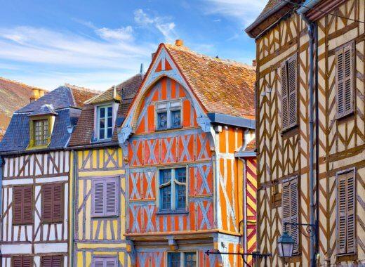 Auxerre - Burgundy