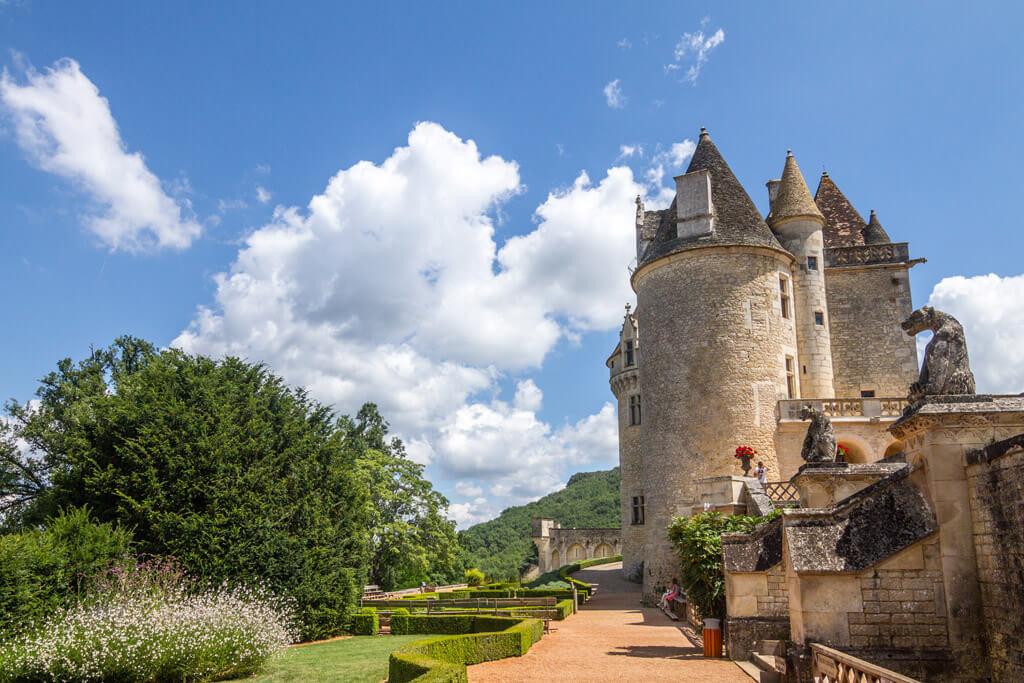 Chateau des Milandes - Dordogne