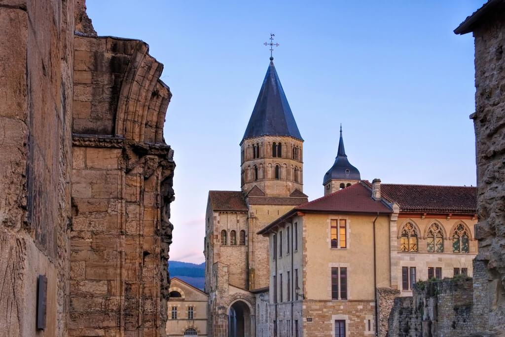 Cluny Monastery - Burgundy