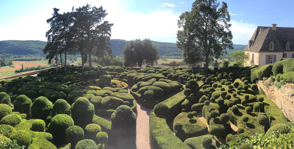 Marqueyssac Gardens - Dordogne