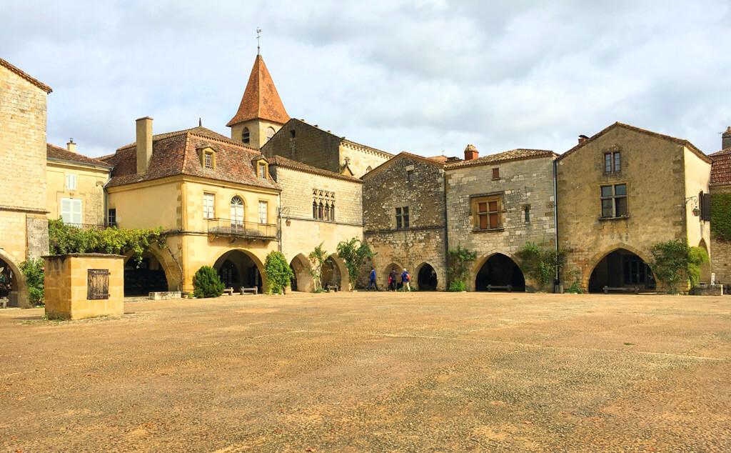 Monpazier-Dordogne