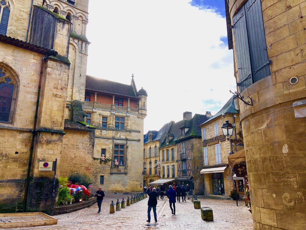 Sarlat la Caneda - Dordogne