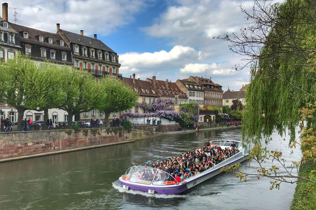 Strasbourg River Cruise