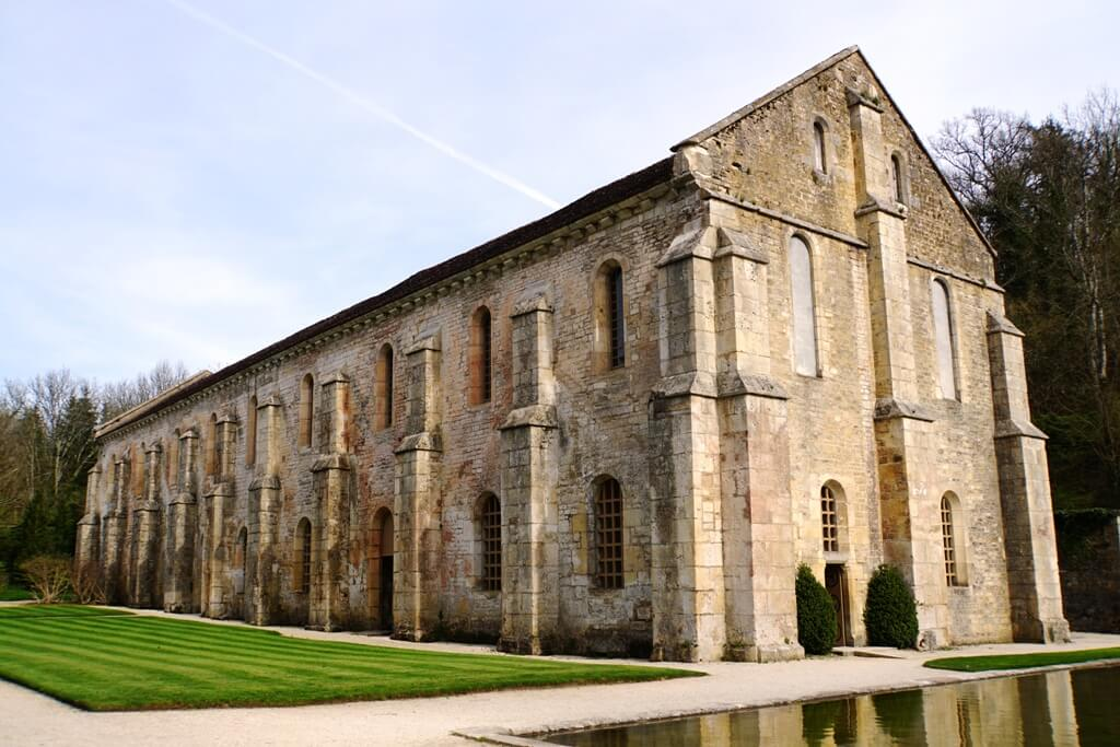 Abbey of Fontenay - Burgundy