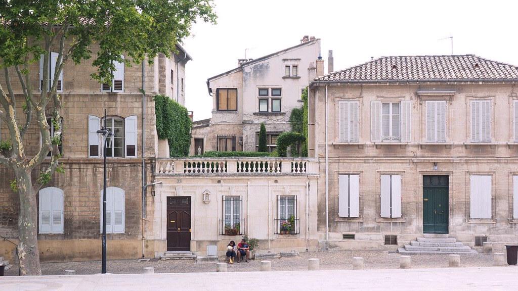 Houses in Avignon