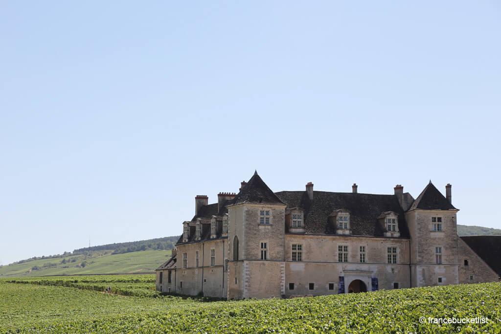 Clos de Vougeot - Burgundy