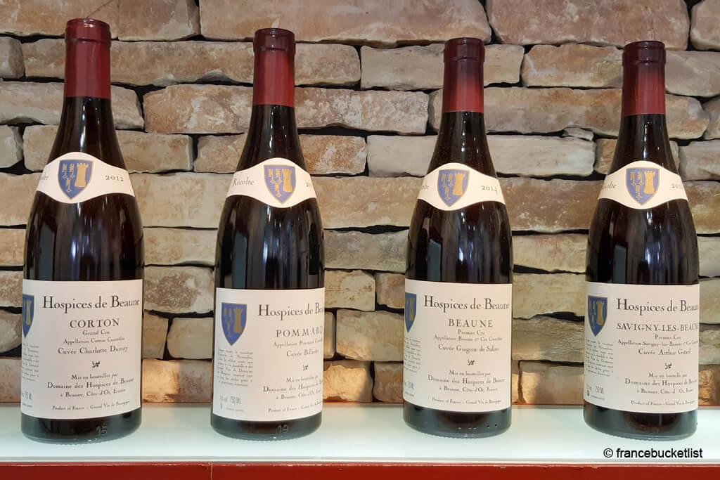 Wine Hospices de Beaune