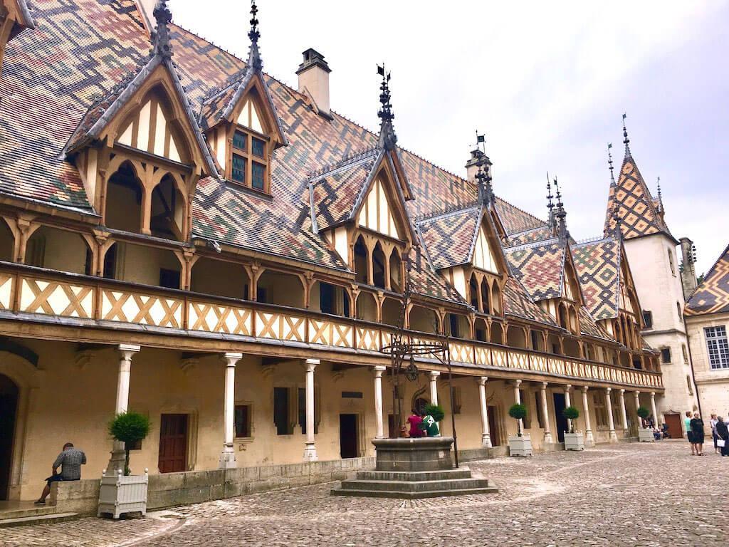 Hotel Dieu - Hospices de Beaune