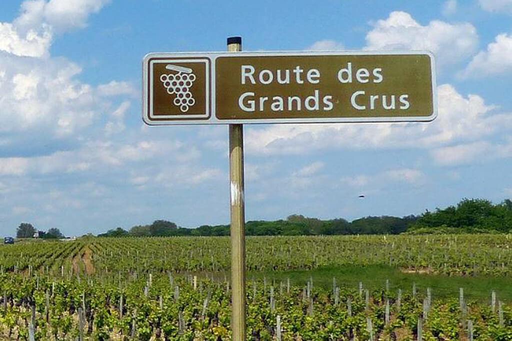 Route des Grands Crus - Burgundy