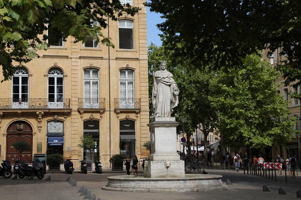 Aix-en-Provence - France