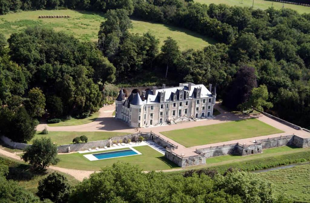 Château des Arpentis - Loire Valley, France