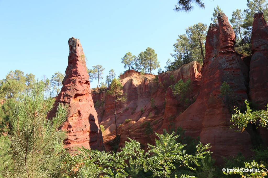 Ochre Trail Roussillon