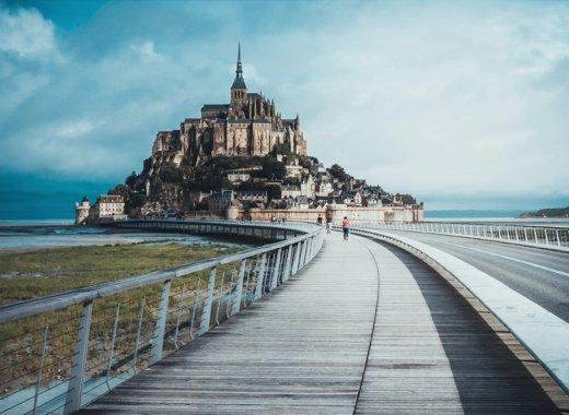 Mont Saint-Michel - Normandy