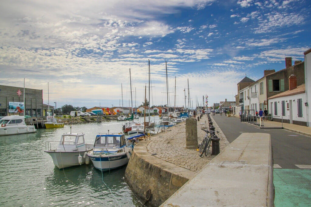 Port of Noirmoutier