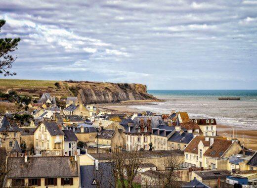 Arromanches-les-Bains - Normandy