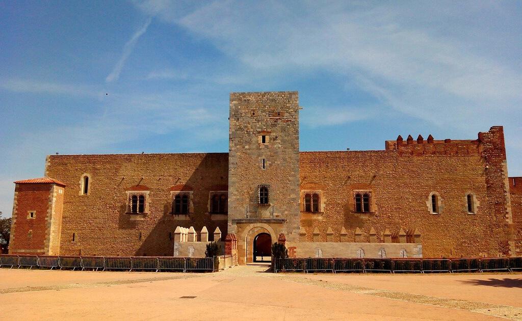 Château de Perpignan - Southern France