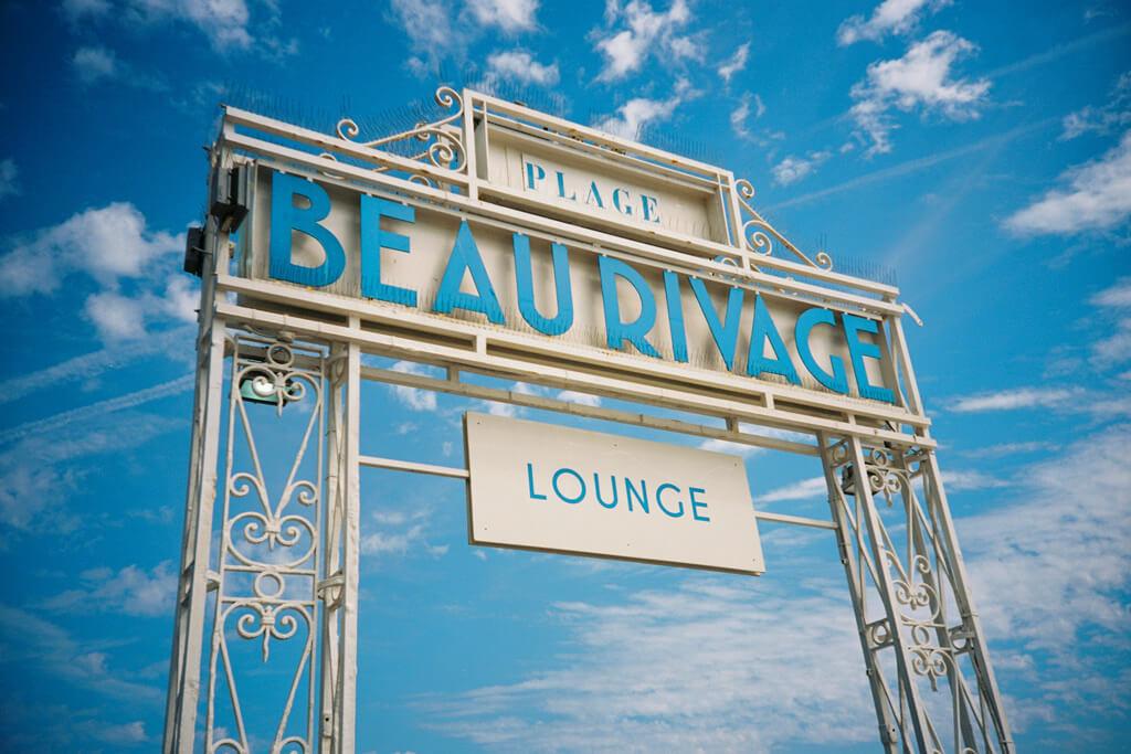 Beaurivage Beach Nice
