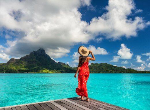 Bora-Bora - French Polynesia