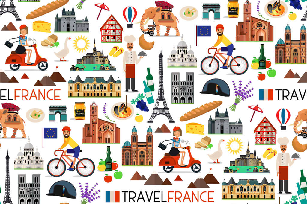 France Pattern