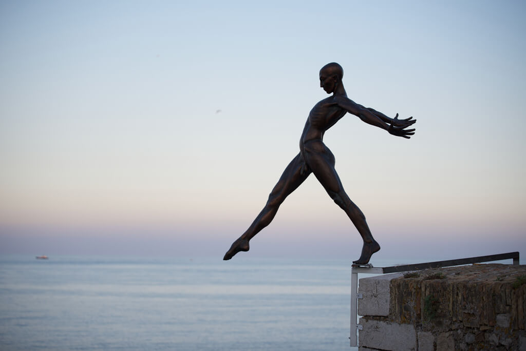 Sculpture Antibes - French Riviera