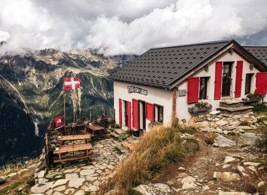 French Alps Chamonix