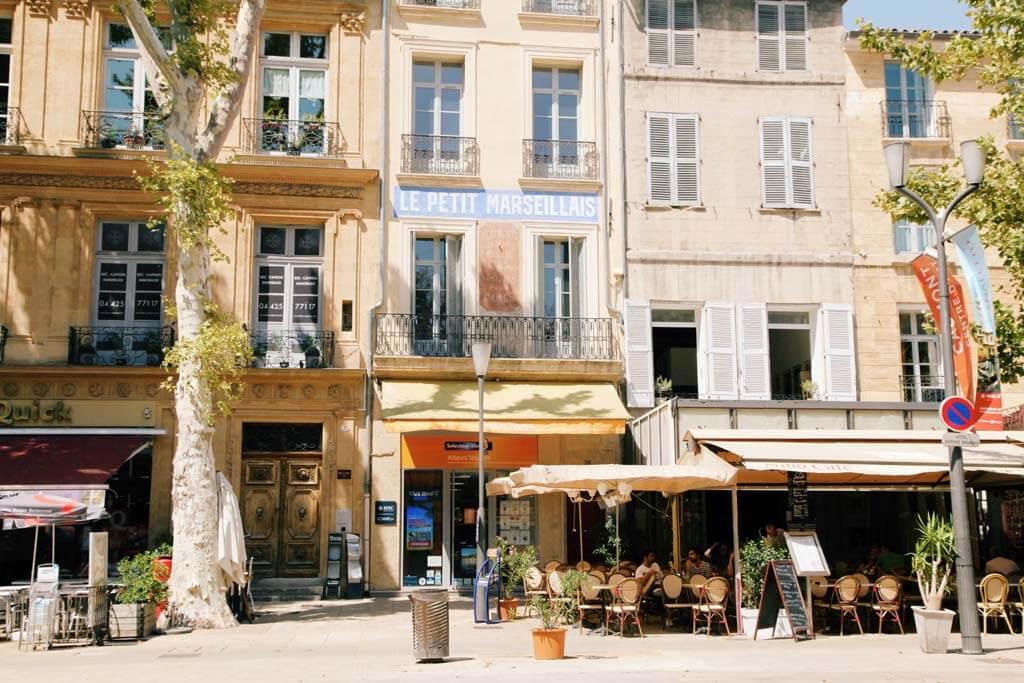 Cours Mirabeau - Aix-en-Provence