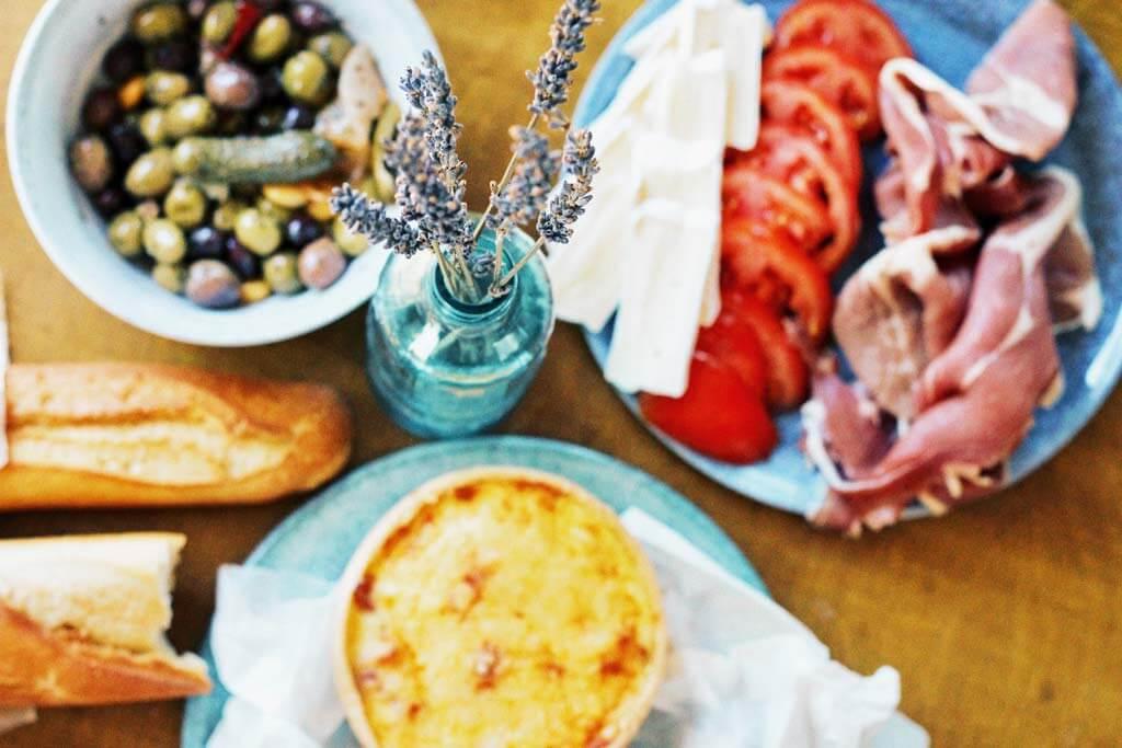 Provençal Food