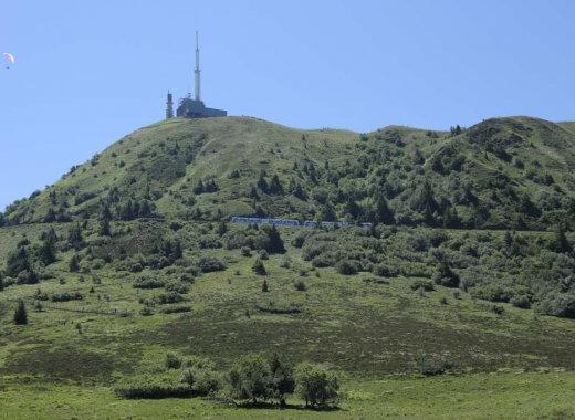 Puy-de-Dôme Volcano