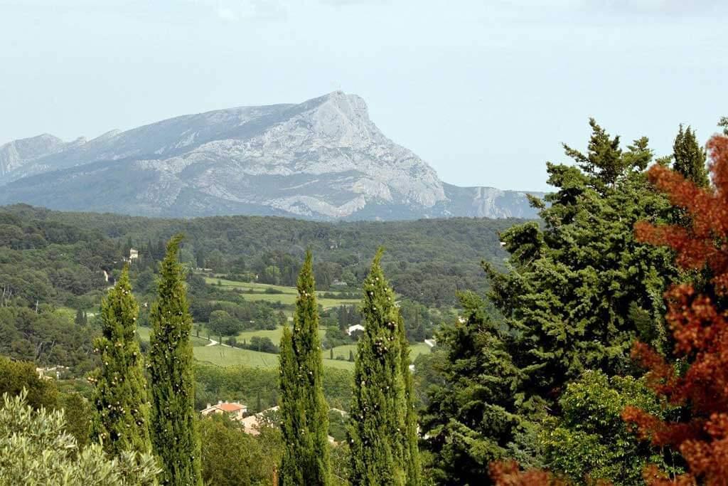 Mont Sainte-Victoire - Aix-en-Provence
